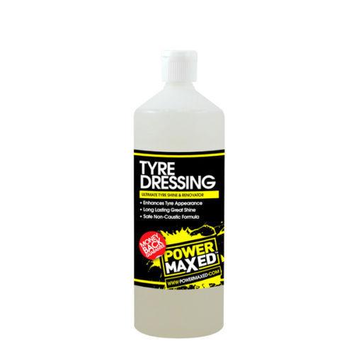 Power Maxed Tyre Dressing & Rennovator 1ltr