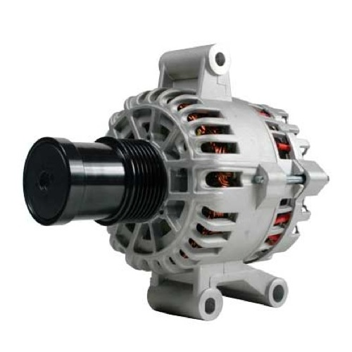 ALTERNATOR 12V 75A WITH CLUTCH PULLEY