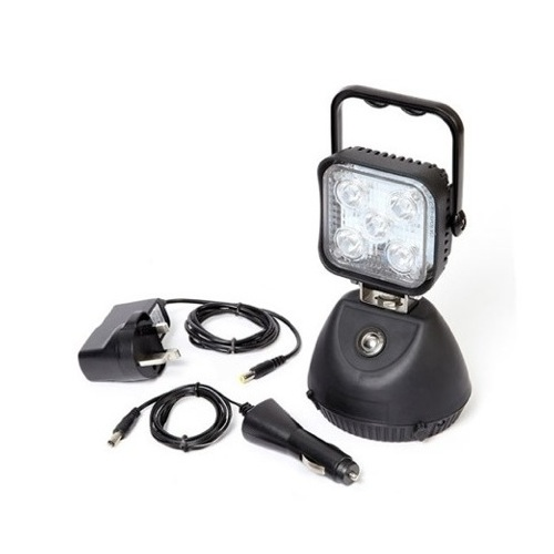 Rechargeable Magnetic Mount LED Worklamp 10W