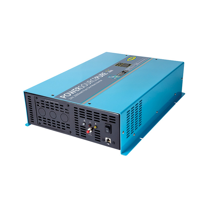Inverter High Output 24V Input To 230v Output Pure Sine 2000W
