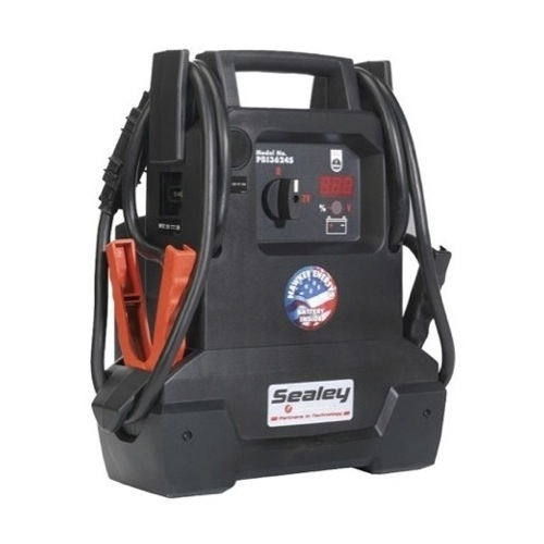 RoadStart Emergency Power Pack 24V 3800 Peak Amps DEKRA Approved