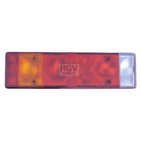 Rubbolite Rear Light Model 360 Left Hand MCE