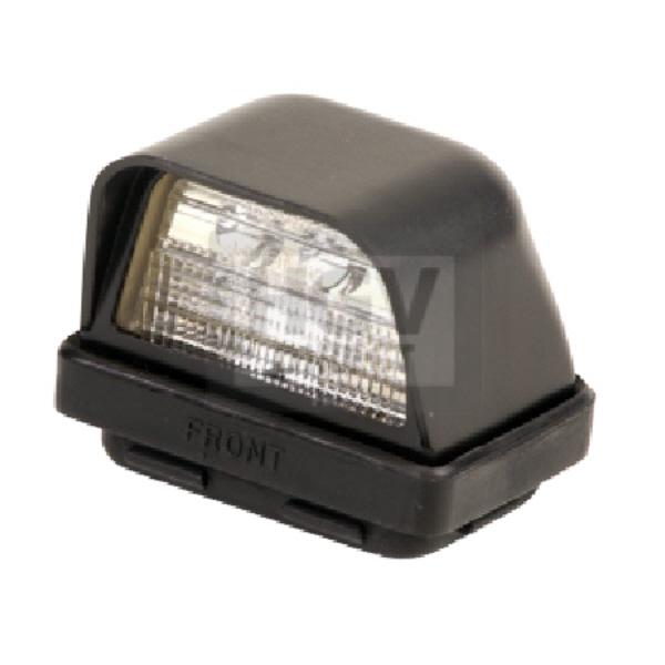 Rubbolite LED Number Plate Lamp Model 833