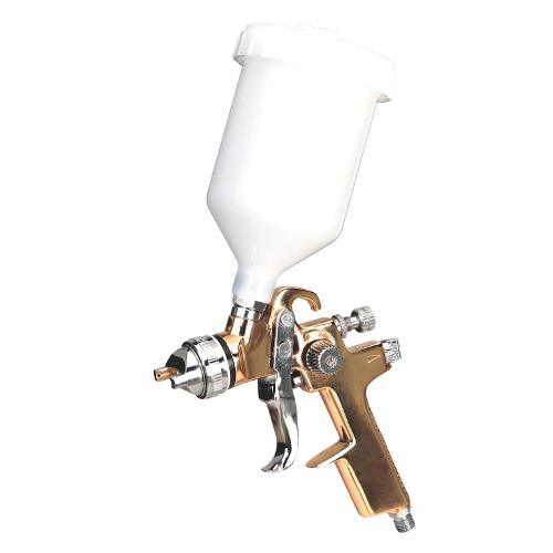 Spray Gun Professional GOLD Series Gravity Feed 1.4mm Set-Up