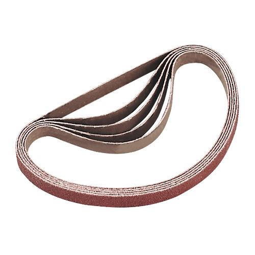 Sanding Belt 60Grit 10 x 330mm Pack of 5