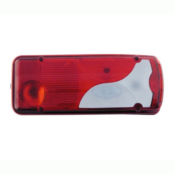SCANIA R SERIES TAIL LAMP LENS OFFSIDE