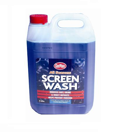 SCREENWASH CONCENTRATE 5 LITRES