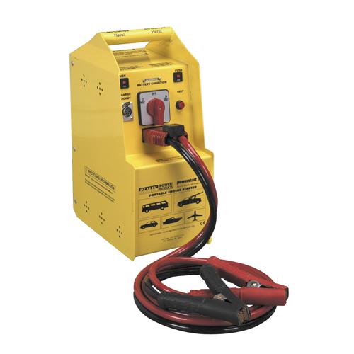 PowerStart Emergency Power Pack 900hp Start 12/24V