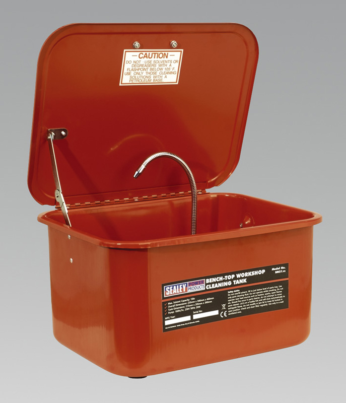 Parts Cleaning Tank Bench/Portable