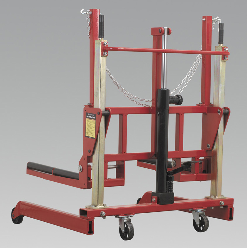 Wheel Removal Trolley 500kg Yankee