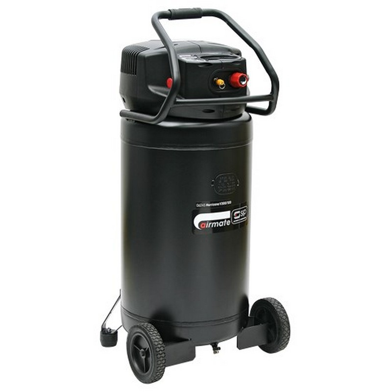 SIP Airmate V300/100 Air Compressor (Direct Drive, Oil Free- Vertical Design)
