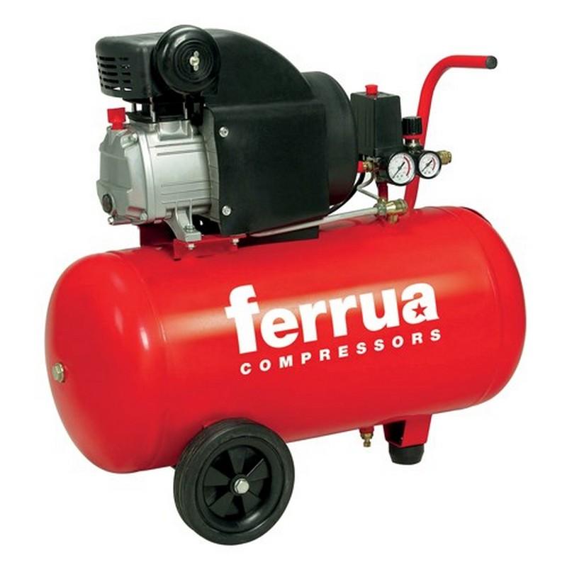 RC2/50 Ferrua Direct Drive Air Compressor