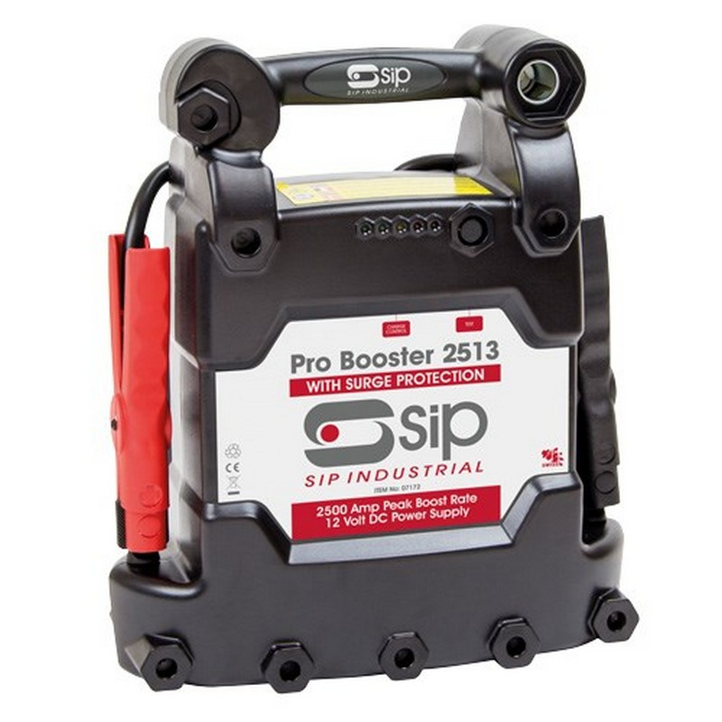 SIP Pro Booster 2513 (12v) Professional Booster Pack