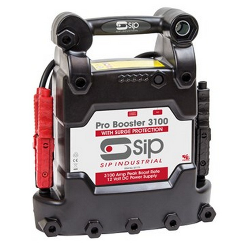 SIP Pro Booster 3100 (12v) Professional Booster Pack