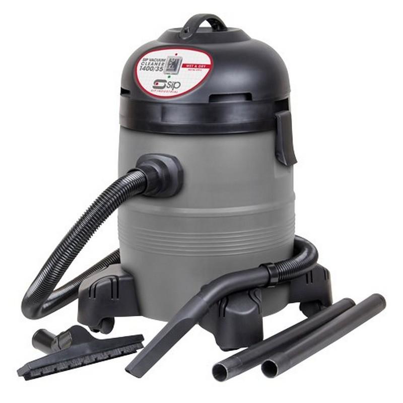 SIP Vacuum Cleaner 1400/35. Wet & Dry