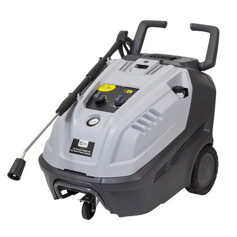 SIP tempest PH600/140- Hot Water, Electric Pressure Washer