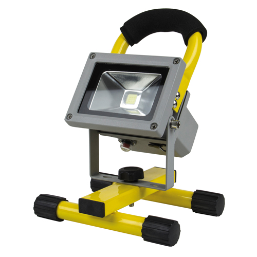 Cordless SMD LED Floodlights 10W