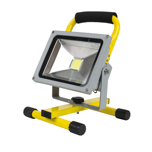 Cordless SMD LED Floodlights 20W