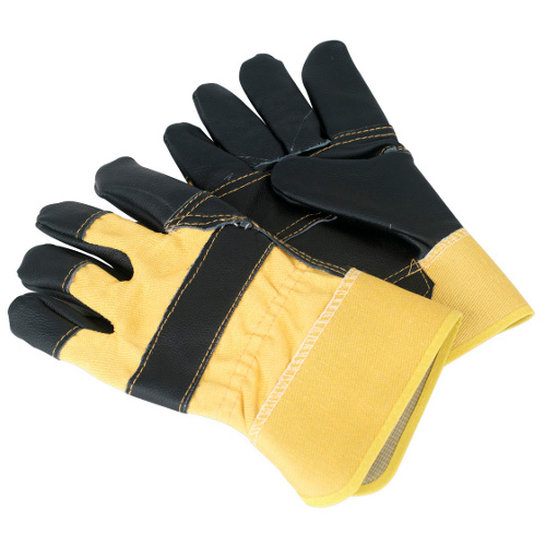 RIGGERS GLOVES - HIDE PALM PAIR