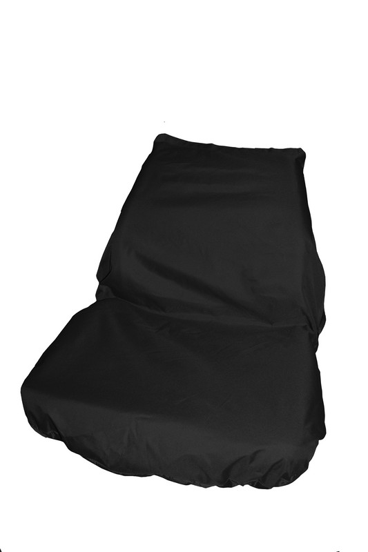 Standard Universal Tractor Seat Cover- Black