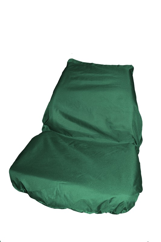 UNIVERSAL TRACTOR STANDARD SEAT COVER- GREEN