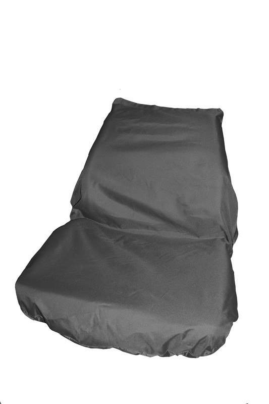UNIVERSAL TRACTOR STANDARD SEAT COVER- GREY