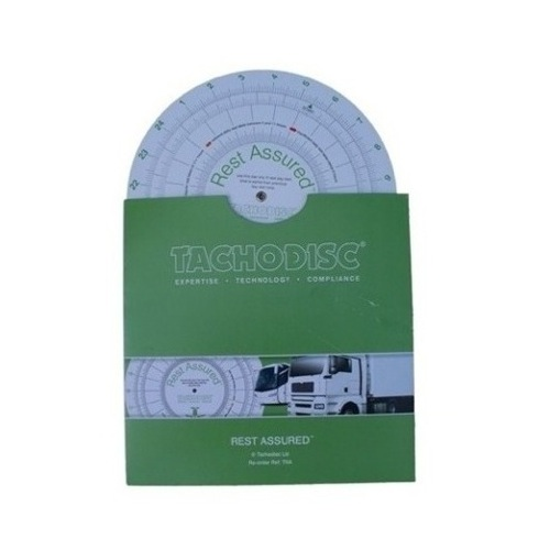 TACHOGRAPH REST ASSURED HOUR GUIDE