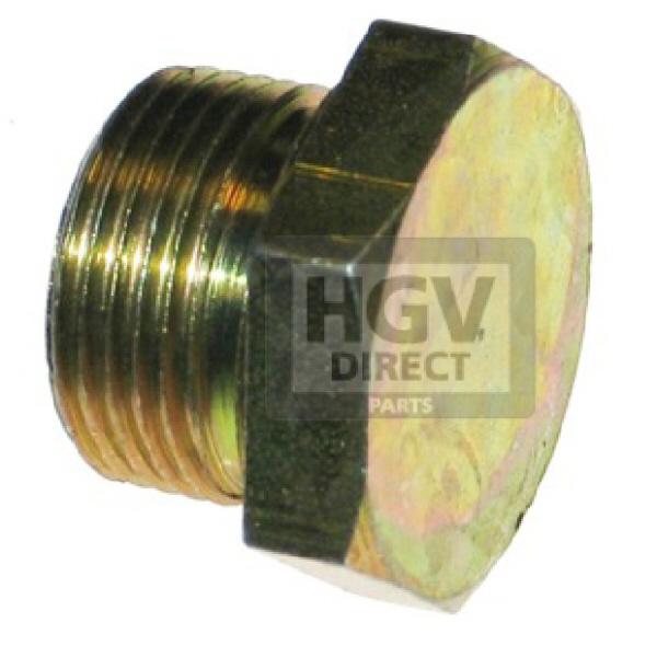 Metric AdaptorBlanking Plug  M22 x 1.5