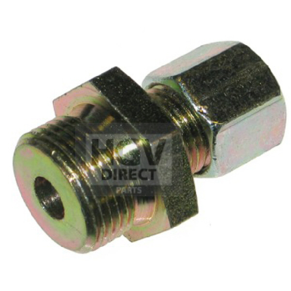 Metric Compresion Stud Connector 10mm M12 x 1.5