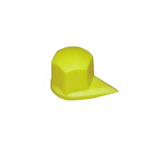DUSTITE 33MM YELLOW NUT COVER