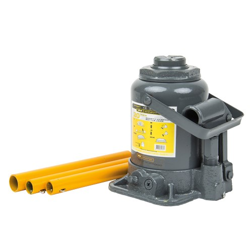 Winntec 20 Ton Low-Entry Bottle Jack (Y412001)