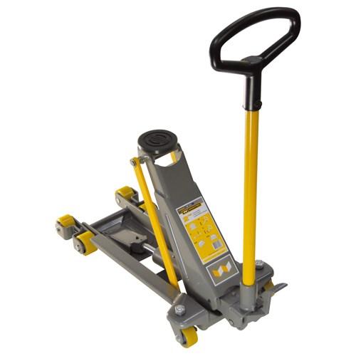 Winntec 2 Ton Low Profile Trolley Jack