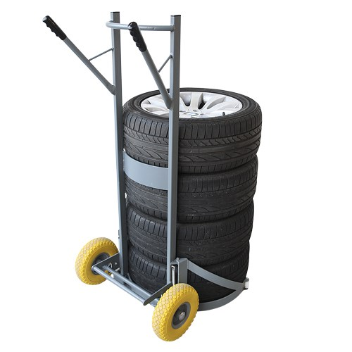 Winntec Tyre & Wheel Cart