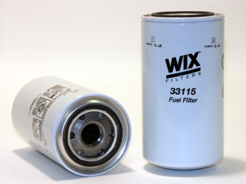 WIX HD FUEL FILTER SPIN-ON 33115