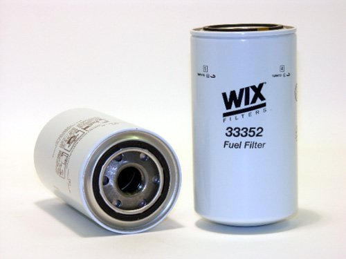 WIX HD FUEL FILTER SPIN-ON 33352