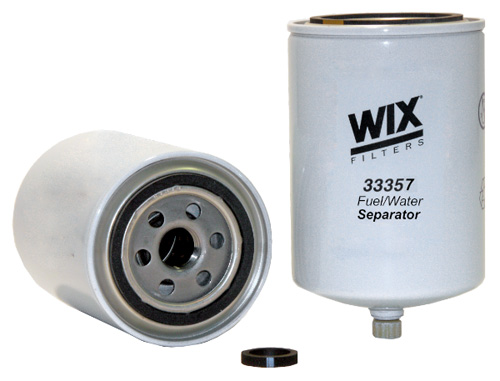 WIX HD FUEL FILTER WATER SEPARATOR SPIN-ON 33357
