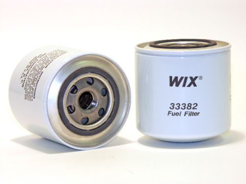 WIX HD FUEL FILTER SPIN-ON 33382