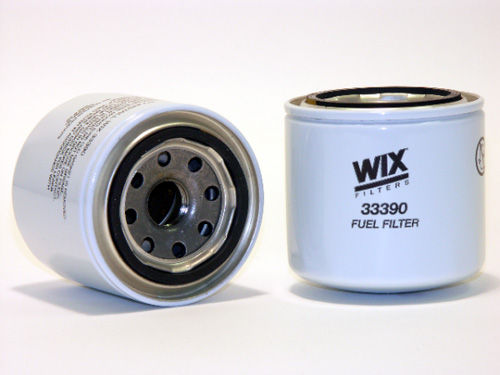 WIX HD FUEL FILTER SPIN-ON 33390