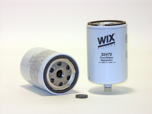 WIX HD FUEL FILTER WATER SEPARATOR SPIN-ON 33472